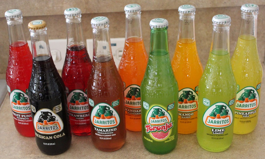 Jarritos Featured