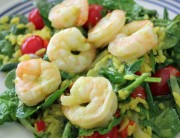 Hatch Chile Shrimp