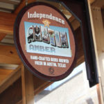 Independence Brewing Company Sign