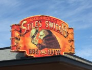 Stiles Switch BBQ Sign