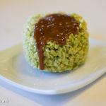 Salted Carmel Rice Crispy Treat