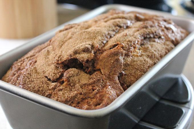 Cindy's Cinnamon Bread