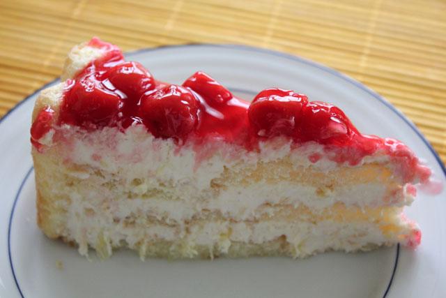 Tia Spring's Lady Finger Cake
