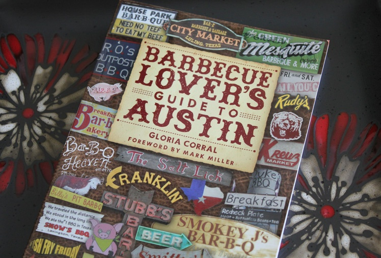 Barbecue Lover's Guide to Austin Giveaway