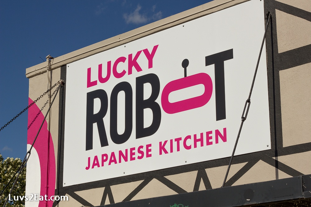 Restaurants We Luv: Lucky Robot Japanese Kitchen – Austin, TX